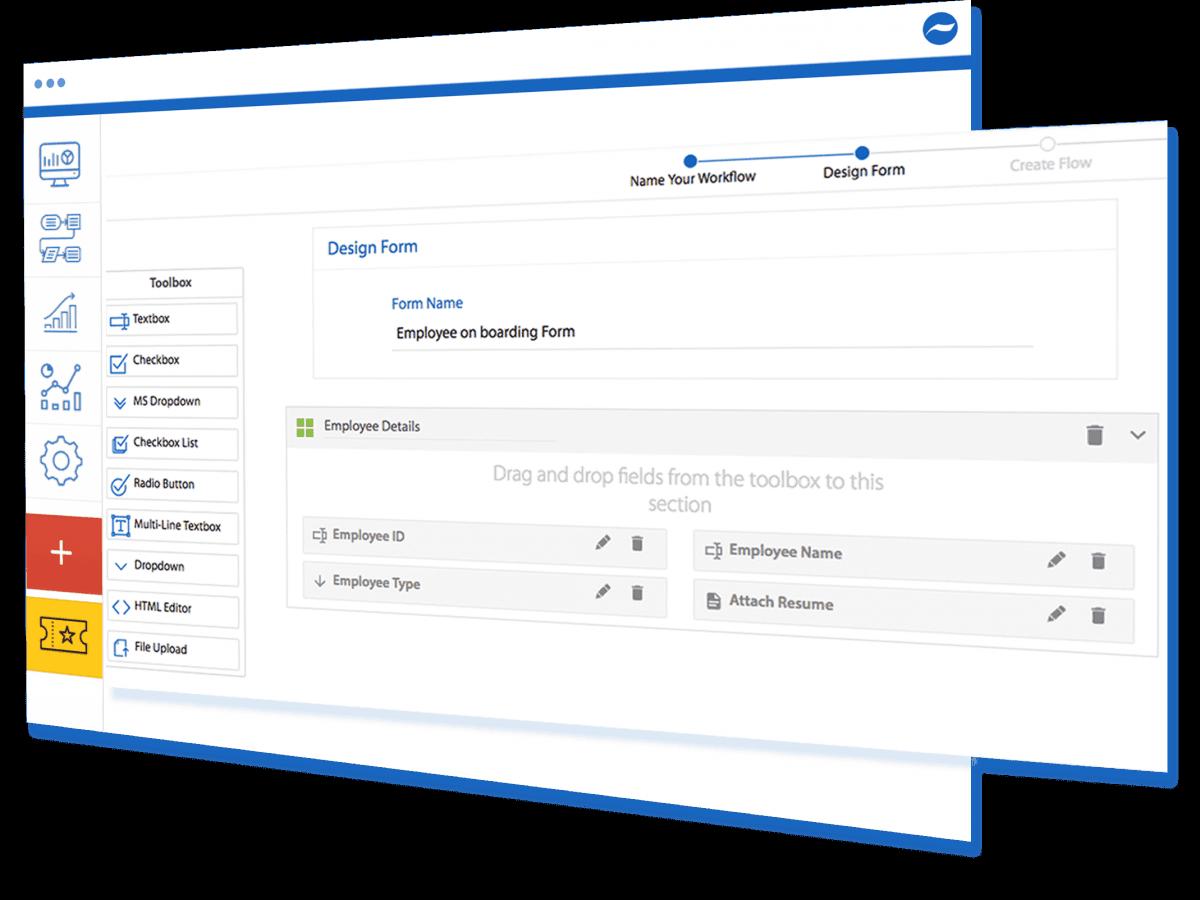 features design form