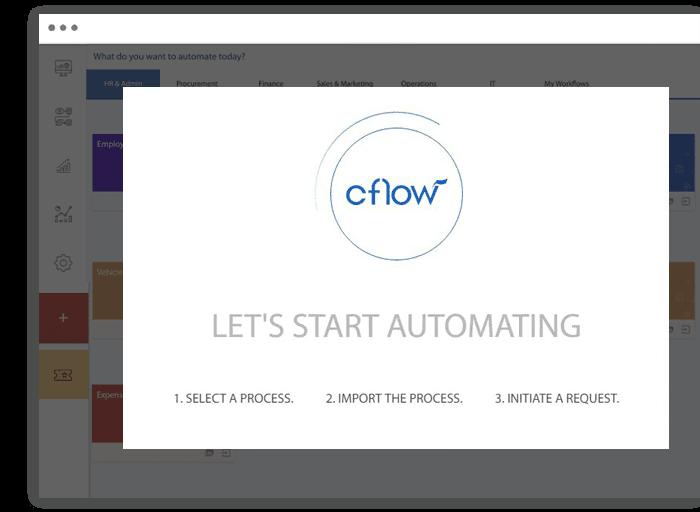 Start automating workflows