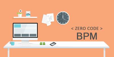 zero code bpm for small business