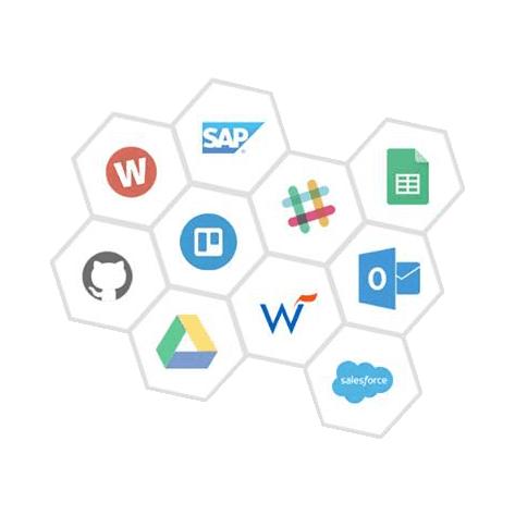 Mobile screenshot of Cflow workflow list